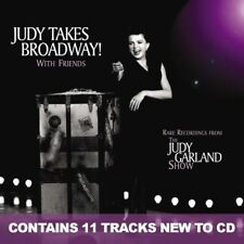 Judy Takes Broadway! With Friends - Judy Garland (2008, CD NIEUW)