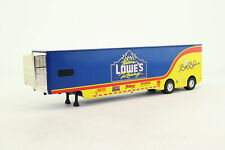 Action Racing; Racing Trailer; NASCAR; Team Lowes Racing; V Good Unboxed