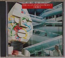 ALAN PARSONS: I Robot JAPAN Print Smooth Case Rare Arista Prog CD NM Disc