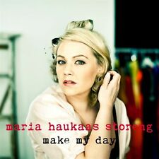 CD Maria Haukaas Storeng Mittet, Make My Day, Eurovision Norway Norwegen, NEU