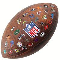 Wilson 32 Team American Football Ball