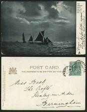 Raphael Tuck & Sons Collectable Sailing Vessel Postcards