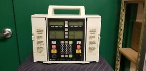 Baxter 6301 Dual Channel Infusion Pump