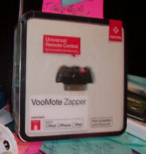 Voomote Zapper Universal Remote Control for iPod, iPhone 4S & iPad SEALED NIB