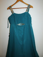 Kleid Astrapahl Damen Cocktail mit schönen Raffungen,knielang Gr.40 (F760-R38)