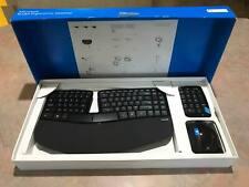 Microsoft L5V-00001 Sculpt Ergonomic Desktop Keyboard Mouse Numeric Keypad