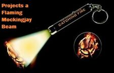 HUNGER GAMES, THE - Catching Fire LED Flashlight Keychain NEW