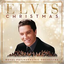ELVIS PRESLEY - CHRISTMAS (ROYAL PHILHARMONIC ORCHESTRA) [CD 2017] NEW & SEALED