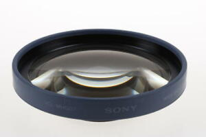 SONY VCL-MHG07 Weitwinkel Adapter 0,7x - SNr: 10
