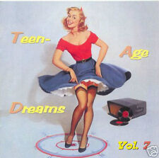 V.A. - TEEN-AGE DREAMS Vol.7 Popcorn & Teenage CD