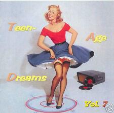 V.A. - TEEN-AGE DREAMS Vol.7 Popcorn & Teenage CD