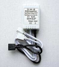 SKYFIELD Verstärker für LED SMD RGB Strips für 10m Verbindung 5050 30 LEDs/m
