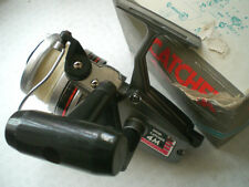 A VINTAGE BOXED RYOBI CATCHER 4M FIXED SPOOL LARGE SPINNING REEL RETRO 1980'S