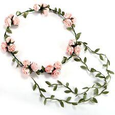 Sele head headband hair accessories wedding head wreath wedding Rose headband LW