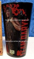 Walking Dead Daryl Dixon Pint Glass Cup Tumbler Norman Barware Drinkware Amc