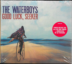 THE WATERBOYS : Good Luck, Seeker : Limited Deluxe 2CD :