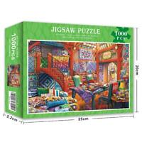 1000 Pieces Jigsaw Puzzle for Adults Kids Interesting Toys Teaser Puzzles