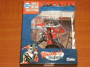 DC Classic Figurine Collection: HARLEY QUINN 2019 Re-Issue Eaglemoss Gotham Girl