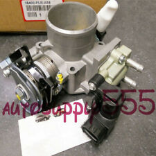 New Throttle Body 16400-PLR-A54 For Honda 2001~2005  Civic 4AT CVT High Quality