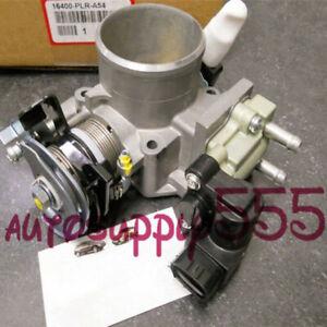 New Throttle Body 16400-PLR-A54 For Honda 2001~2005  Civic 4AT CVT High Quality