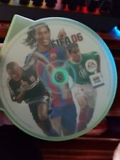 FIFA 06 Soccer DISC 2 ONLY (replacement disc) -  PC GAME - FREE POST *