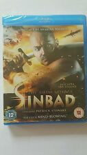 Sinbad The Fifth Voyage blu-ray (2014) BRAND NEW AND SEALED