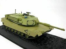 M1 Abrams Main Battle Tank 1/72 Scale Diecast Model