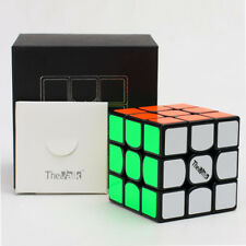 NEW QiYi The Valk3 3x3x3 Speed Magic Cube  Twist Puzzle Intelligence Toys Black