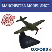 Oxford Diecast AC055 1:72 Bell P-39 Airacobra Pokryshkin GFR 1943 NEW CLEARANCE