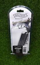 Walther P22Q .22 LR Standard 10 Rounds Mag Magazine w Finger Rest - 512604