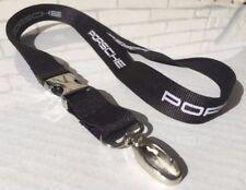 Price Drop - Genuine Porsche Design Lanyard Necklace Key Strap - Free Shipping