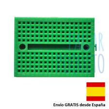 Breadboard 170 pin mini protoboard placa prototipo contacto Arduino Raspberry