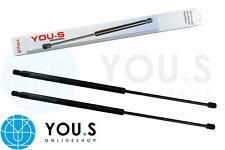 2 x YOU-S Original Gasfedern für PEUGEOT PARTNER 5F, 5 Bj ab 96 - Heckklappe