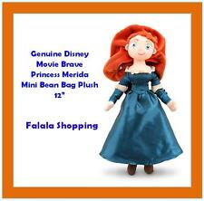 "FALALA GENUINE DISNEY BRAVE MERIDA MINI BEAN BAG 12"" PLUSH DOLL – MOVIE BRAVE"