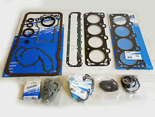 FOR PORSCHE 928 4.6S 4.7S HEAD GASKET SET OIL PAN STEM SEAL CRANK VICTOR REINZ