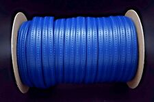 Pacific Blue Hidem Vinyl Marine Edge Trim Outdoor UV Fabric Auto Upholstery BTY