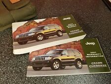 ☆☆☆ 2007 JEEP  GRAND CHEROKEE  OWNERS MANUAL  ☆☆☆