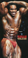 """188 GYM - Dexter Jackson Body Building Muscle Exercise Work Out 24""""x49"""" Poster"""