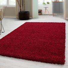 Teppich Rund Rot Gunstig Kaufen Ebay