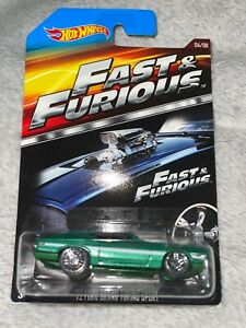 Hot Wheels Fast And Furious - Fast & Furious