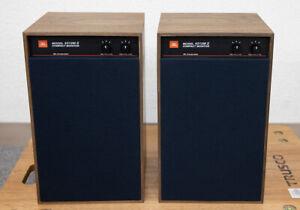 JBL 4312m II 2 Kompakt Monitor 3 Weg Lautsprecher Japanische
