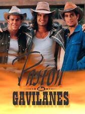 Telenovela Dvd Pasion De Gavilanes w/English Subt Completa