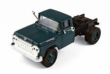 Classic Metal Works #31164 1960 Ford Single Tandem Tractor CAB - Holly Green