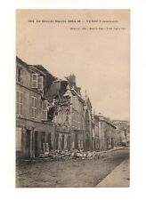 VERDUN bombardé - Guerre 1914-1916  (A4876)