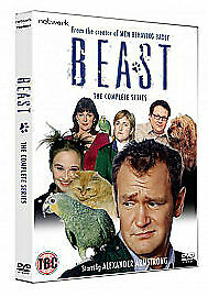 BEAST THE COMPLETE BBC SERIES GENUINE R2 DVD ALEXANDER ARMSTRONG 2-DISC SET
