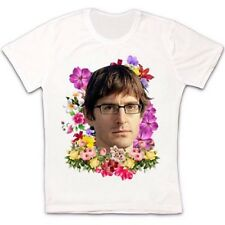 Louis Theroux Documentary Filmmaker Retro Vintage Hipster Unisex T Shirt 1259