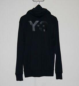 2014 Y-3 Adidas Yohji Yamamoto Classic Logo Hood Jacket P68172 sz L USED