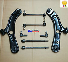 Suzuki Swift 05-10 Front Suspension Arms, Drop Links, Track Rod Ends & Inner Rod