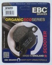 Keeway VITESSE 125/150 (2007 to 2012) EBC plaquette frein arrière (SFA93) (1