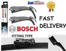 Ford Galaxy Mk3  2006- All Models  Front Bosch Aerotwin Wiper Blades  Pair 